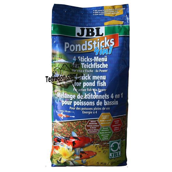 JBL Pond Sticks 4 in 1, 1L/10L/31,5L