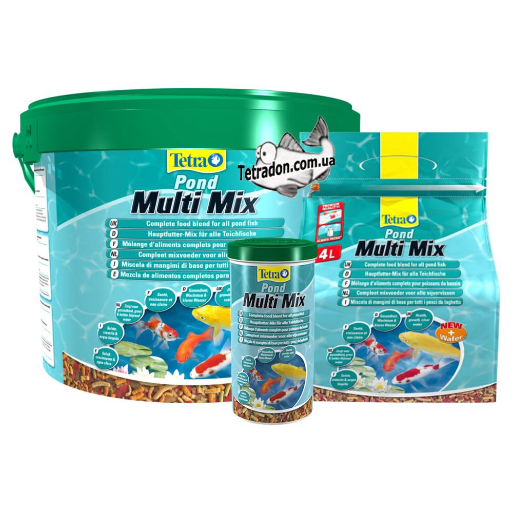 Tetra POND MULTI MIX 1L/4L/10L