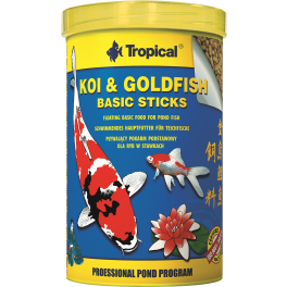 Tropical KOI & Gold Basic STICKS