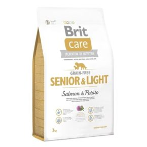 Brit Care Grain-free Senior&Light