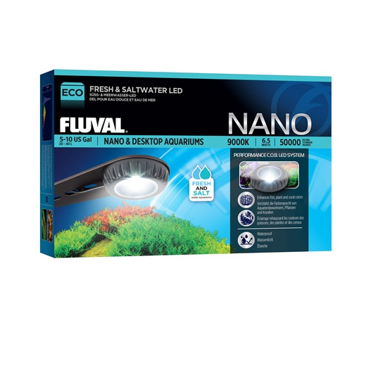 Светильник Fluval Nano LED 9000K