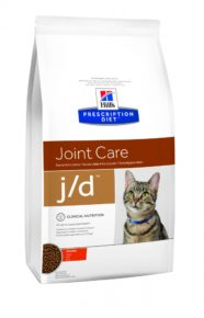 Hills (Хилс) Prescription Diet Feline J/D