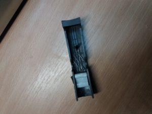 Зажим крышки фильтра Resun EF-2800U