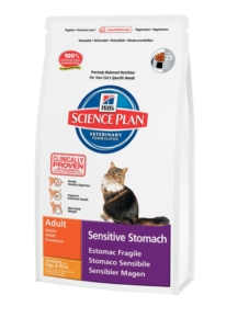 Hills Science Plan Feline Sensitive Stomach