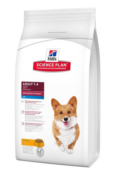 Hills Science Plan Canine Adult Mini Advanced Fitness