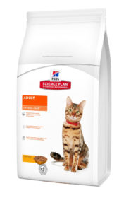 Hills Science Plan Feline Adult Optimal Care Курица