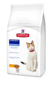 Hills Feline Mature Adult 7+ Active Longevity