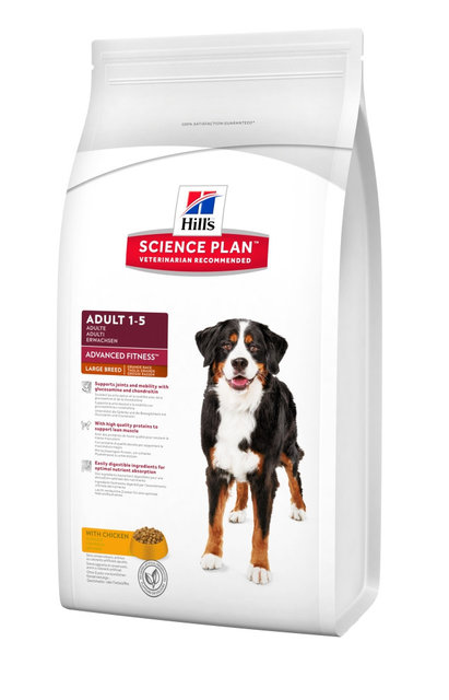 Hills SP Canine Adult Large Breed Advanced Fitness