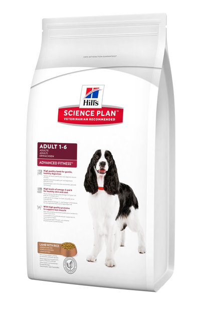 Hills Science Plan Canine Adult Advanced Fitness