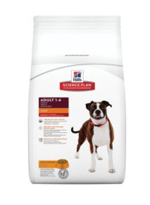 Hills Science Plan Canine Adult Light