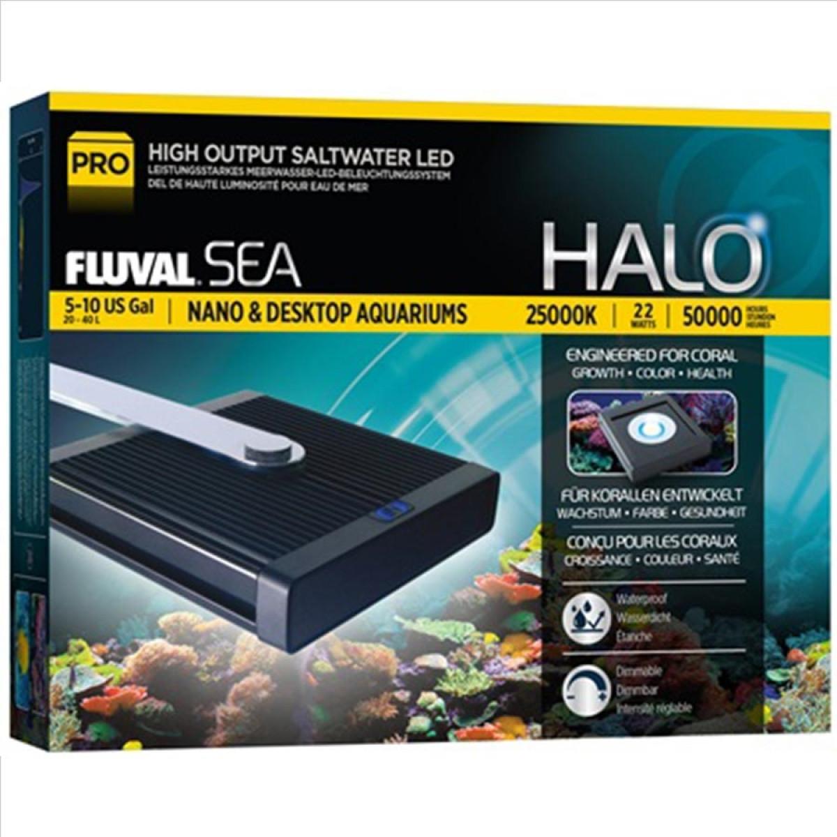 Fluval HАLO Marine Аnd Reef Nano Pro LED