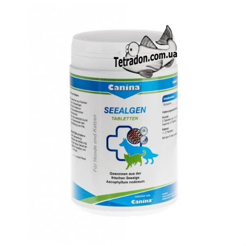 Canina-Seealgen-Tabletten-logo