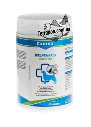 Canina-Welpenkalk-Tabletten-logo