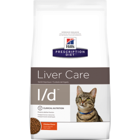 Hills Prescription Diet Feline L/D