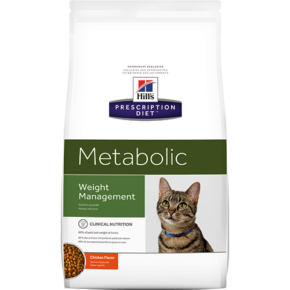 Hills Prescription Diet Feline Metabolic