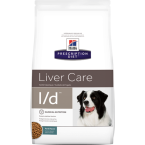 Hills Prescription Diet Canine L/d