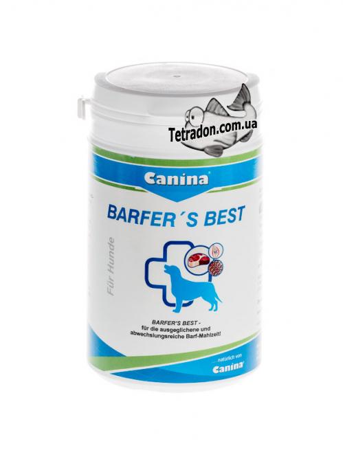 canina-barfers-best-logo