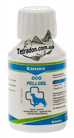 canina-dog-fellgel-logo