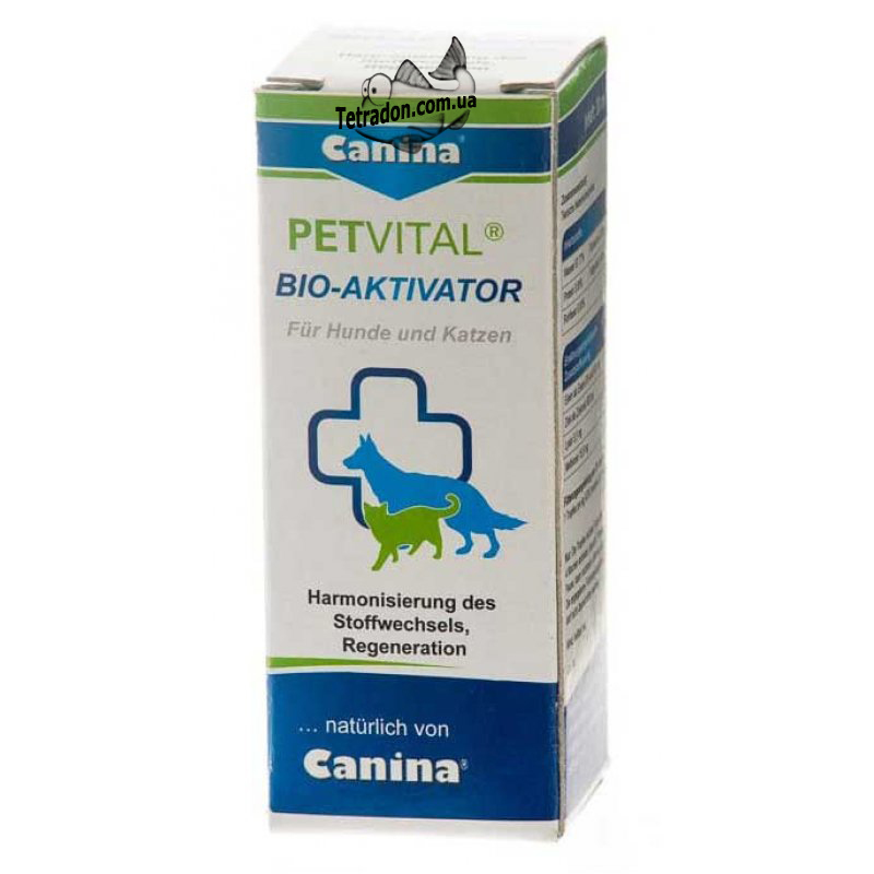canina-petvital-bio-activator-logo