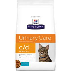 Hills (Хилс) Prescription Diet Feline C/D с рыбой