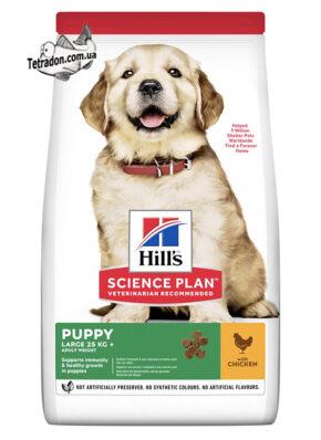 hill`s-puppy-large-chicken-logo