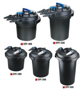 купить напорный фильтр в пруд