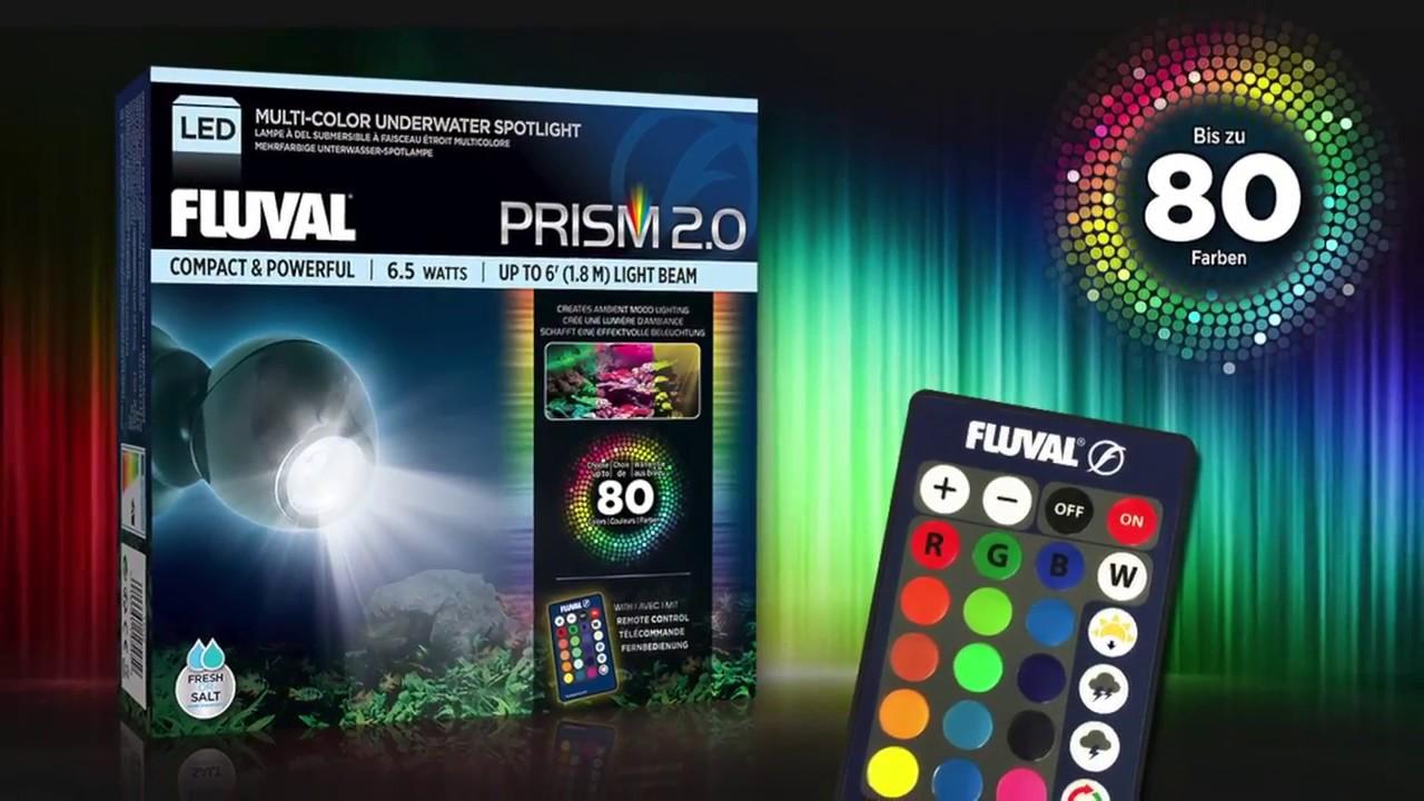 Hagen Fluval Prism 2.0 RGB LED 6.5 Вт