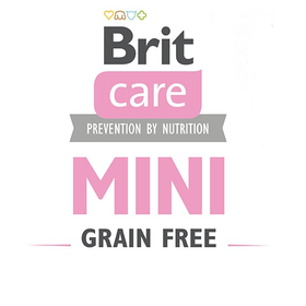 Корм для собак мелких пород Brit Care Mini