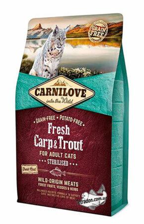 Carnilove-cat-carp-2-logo