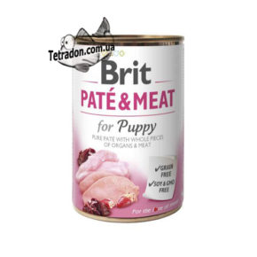 brit-pate-and-meat-puppy-kurica-indejka-logo