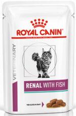 Royal Canin Veterinary Diet Renal с тунцом в соусе