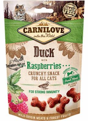 carnilove-cat-snacks-duck-logo