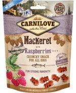 carnilove-snack-mackerel-logo
