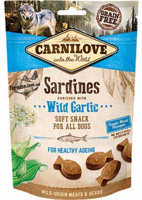carnilove-snack-sardines-logo