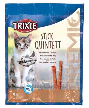 trixie-premio-stick-quintett-42723-logo