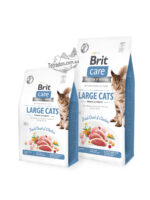 Brit Care Cat Grain-Free LARGE CATS POWER AND VITALITY