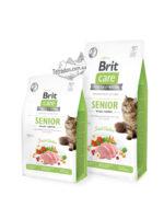 Brit Care Cat Grain-Free SENIOR AND WEIGHT CONTROL