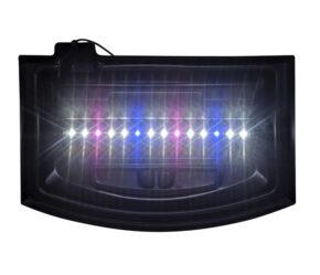 Аквариумный комплект Овал 3в1 LED