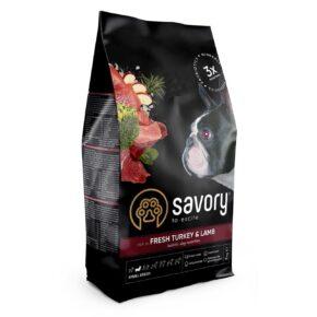 Сухой корм для собак малых пород Savory