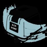 Аэрация пруда - прудовые компрессоры