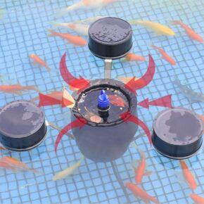 Плавающий скиммер SunSun CSP-250